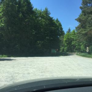 Parkplatz Kirschplantage
