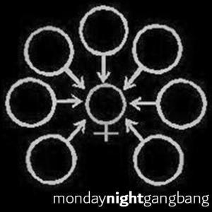 Monday night gangbang - vol. 2