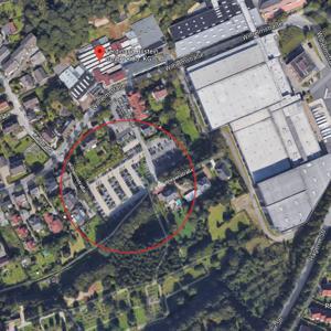 Febi Parkplatz