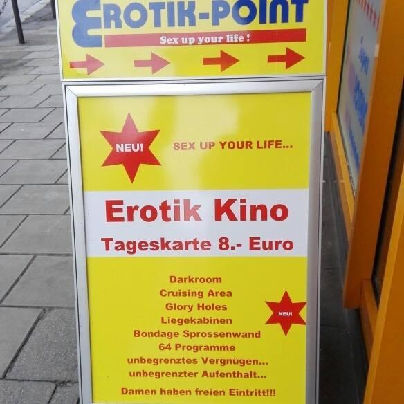 Erotik Point - Cruising Kino