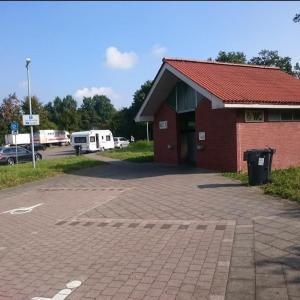 Rastplatz Lau Brechte / Wester Mark