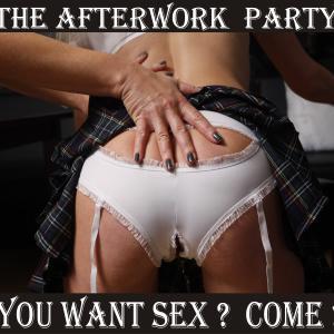Herrenüberschuss + Sauna Afterwork Party
