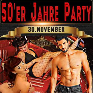 BACK tothe Fifities-die 50er Jahre Party