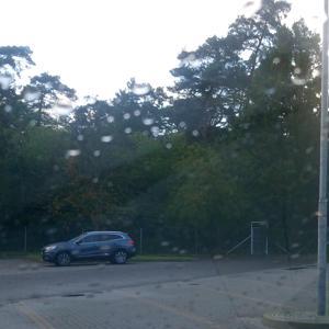 parkplatz,rasthof waldeck neben essotanke