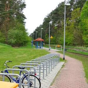 Parkplatz Bahnhof Trassenheide